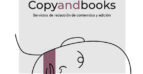 Copyandbooks. Agencia digital para la creación de contenidos para blogs
